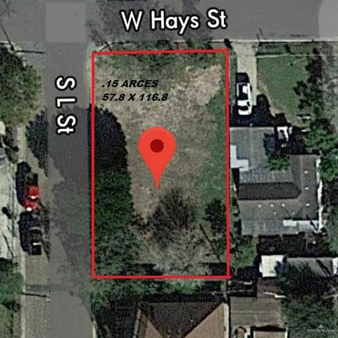 1229 W Hayes Street, Harlingen, TX 78550 (MLS #330794) :: The Maggie Harris Team