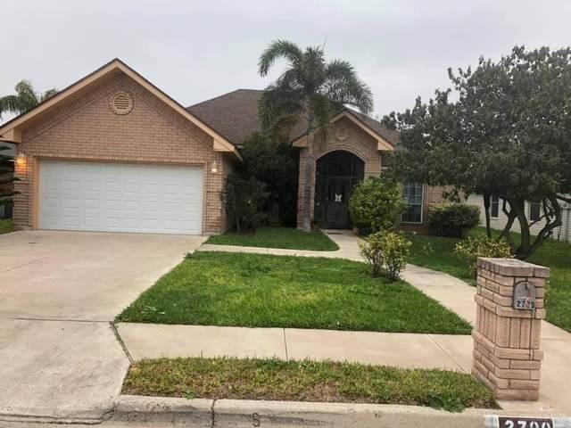 2700 Pelican Avenue, Mcallen, TX 78504 (MLS #330859) :: eReal Estate Depot