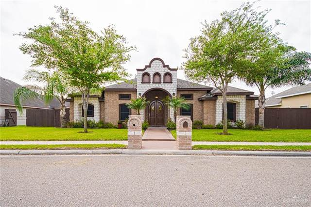 1303 W Park Drive, Pharr, TX 78577 (MLS #330874) :: The Ryan & Brian Real Estate Team