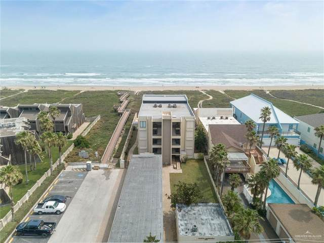 2412 Gulf Boulevard #301, South Padre Island, TX 78597 (MLS #330924) :: Jinks Realty