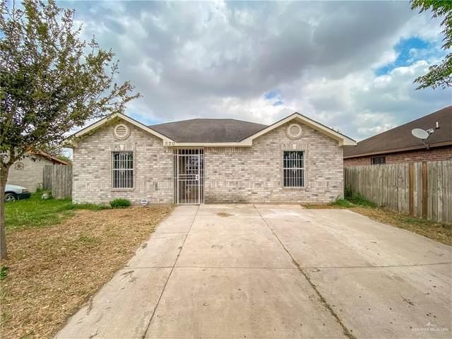 820 Monica Avenue, Pharr, TX 78577 (MLS #330963) :: Jinks Realty