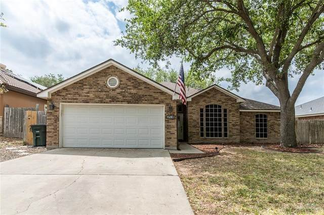 2708 E 28th Street, Mission, TX 78574 (MLS #331042) :: The Ryan & Brian Real Estate Team