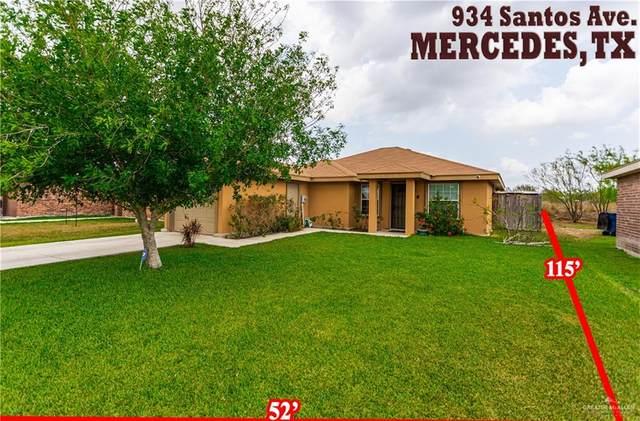 934 Santos Avenue, Mercedes, TX 78570 (MLS #331048) :: Jinks Realty