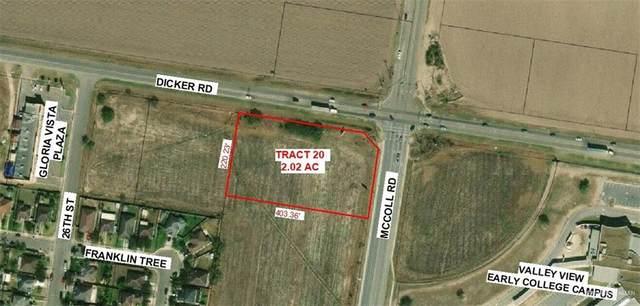 2700 E Dicker Road, Hidalgo, TX 78557 (MLS #331073) :: The Lucas Sanchez Real Estate Team