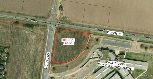 2800 E Dicker Road, Hidalgo, TX 78557 (MLS #331075) :: The Lucas Sanchez Real Estate Team