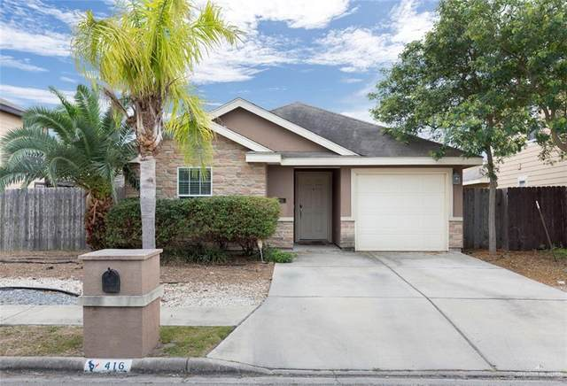 416 Figueroa Street, Edinburg, TX 78539 (MLS #331081) :: The Ryan & Brian Real Estate Team