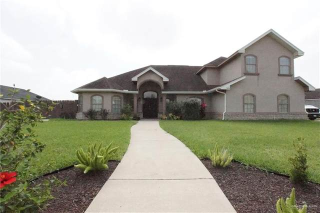5404 Falcon Crest Lane, Edinburg, TX 78542 (MLS #331088) :: eReal Estate Depot