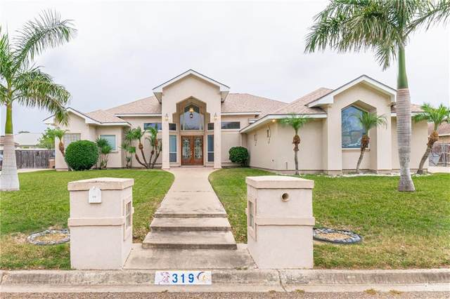 319 Sapphire Street, Edinburg, TX 78539 (MLS #331096) :: The Ryan & Brian Real Estate Team