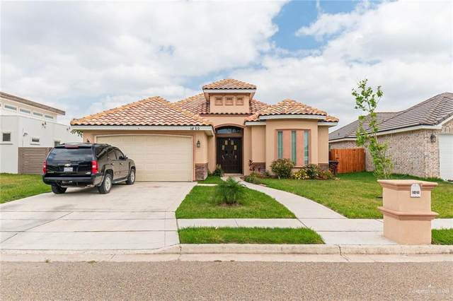 1820 Harvard Avenue, Mcallen, TX 78504 (MLS #331157) :: Realty Executives Rio Grande Valley