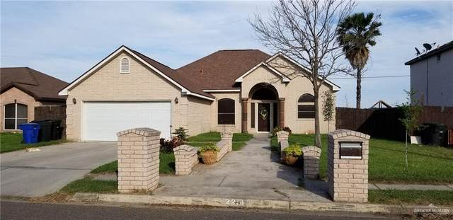 2218 N 44th Lane, Mcallen, TX 78501 (MLS #331161) :: The Ryan & Brian Real Estate Team