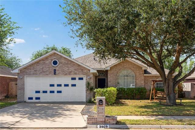 3909 Warbler Avenue, Mcallen, TX 78504 (MLS #331184) :: Jinks Realty
