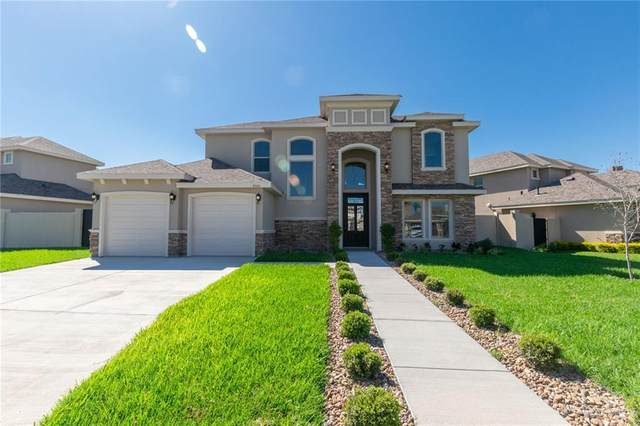 4501 Ensenada Avenue, Mcallen, TX 78504 (MLS #331191) :: The Ryan & Brian Real Estate Team