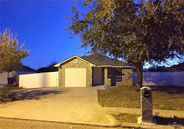 2621 Garnet Drive, Weslaco, TX 78599 (MLS #331216) :: The Ryan & Brian Real Estate Team