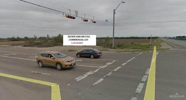 TBD Dicker Road, Mcallen, TX 78502 (MLS #331219) :: Realty Executives Rio Grande Valley