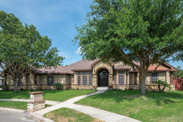 1317 Orange Blossom Street, Weslaco, TX 78596 (MLS #331291) :: Imperio Real Estate