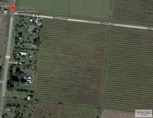 23708 Fm 803, San Benito, TX 78586 (MLS #331330) :: The Ryan & Brian Real Estate Team