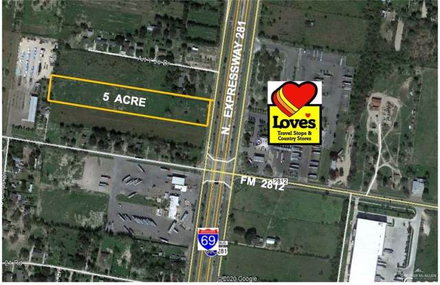 8419 N Expwy 281, Edinburg, TX 78542 (MLS #331340) :: eReal Estate Depot