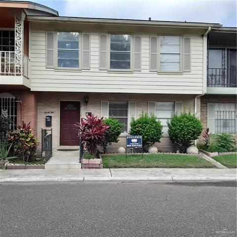 500 N Wichita Avenue #32, Mcallen, TX 78503 (MLS #331378) :: Jinks Realty