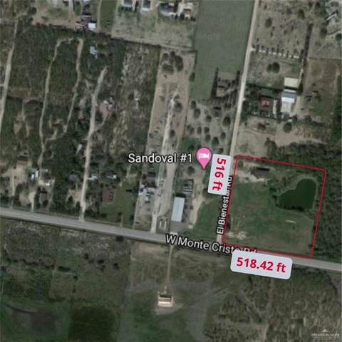 000 Monte Cristo Road, Edinburg, TX 78541 (MLS #331408) :: The Ryan & Brian Real Estate Team