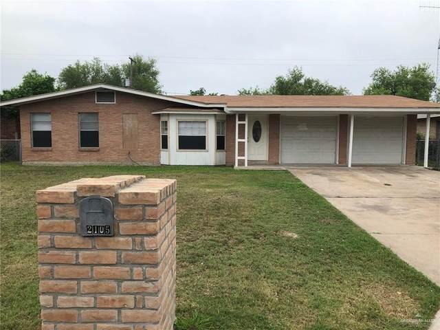 2105 Harvey Street, Mcallen, TX 78501 (MLS #331444) :: The Lucas Sanchez Real Estate Team