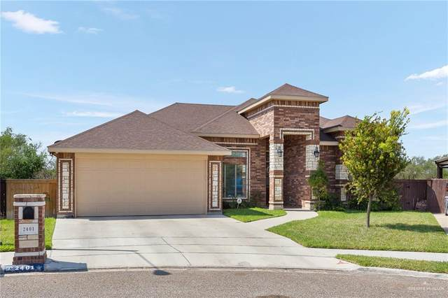 2401 Flipper Drive, Edinburg, TX 78541 (MLS #331472) :: Jinks Realty