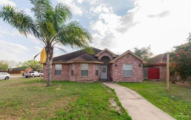 734 Huisache Street, La Joya, TX 78560 (MLS #331496) :: The Ryan & Brian Real Estate Team