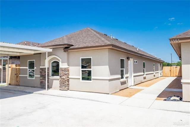 1908 Harrison Street #3, Weslaco, TX 78596 (MLS #331509) :: Realty Executives Rio Grande Valley
