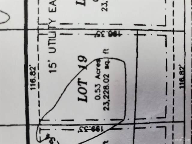 Lot 19 N Spence Road Aka Cr 180 Road, Raymondville, TX 78580 (MLS #331521) :: The Lucas Sanchez Real Estate Team