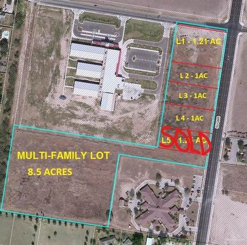 L2 S Sugar Road, Edinburg, TX 78539 (MLS #331531) :: The Ryan & Brian Real Estate Team