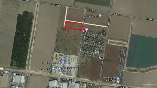 1250 E Zaragosa Drive, Pharr, TX 78577 (MLS #331547) :: The Ryan & Brian Real Estate Team