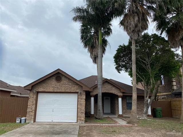806 N 8th Street, Alamo, TX 78516 (MLS #331670) :: Realty Executives Rio Grande Valley