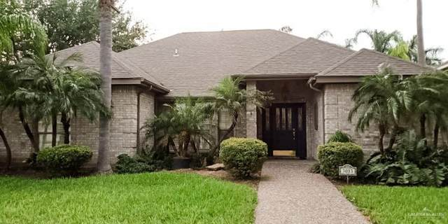 3003 Wisteria Avenue, Mission, TX 78574 (MLS #331732) :: Jinks Realty
