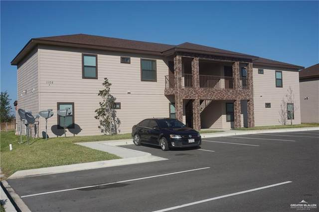 1112 W Eisenhower Street, Pharr, TX 78577 (MLS #331751) :: The Ryan & Brian Real Estate Team