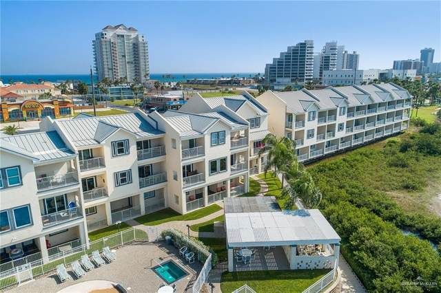 100 Harbor Drive 11-2, South Padre Island, TX 78597 (MLS #331772) :: The Maggie Harris Team