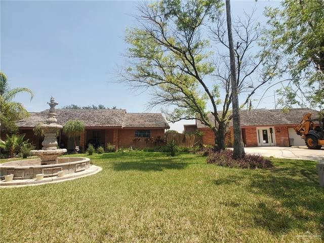 3217 S Jackson Road E, Pharr, TX 78577 (MLS #331826) :: Jinks Realty