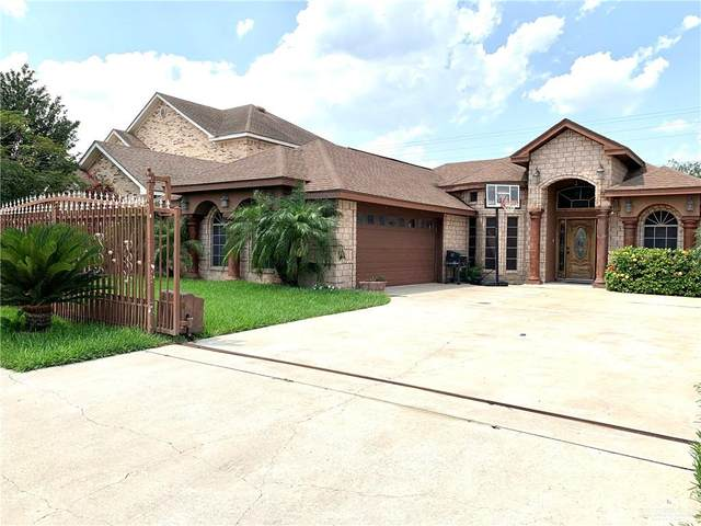 1032 Carolina Avenue, Pharr, TX 78577 (MLS #331871) :: Jinks Realty