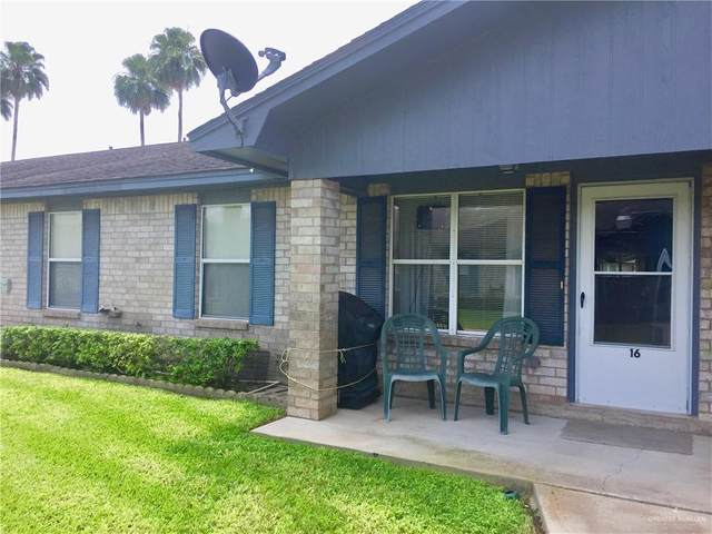 807 E 21st Street #16, Mission, TX 78572 (MLS #332912) :: The Ryan & Brian Real Estate Team