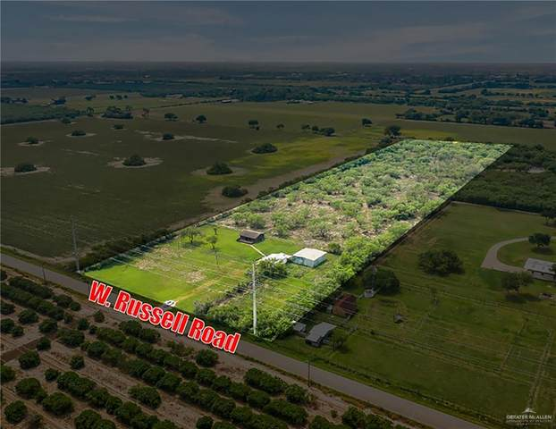 5736 W Russell Road, Edinburg, TX 78541 (MLS #332926) :: Jinks Realty