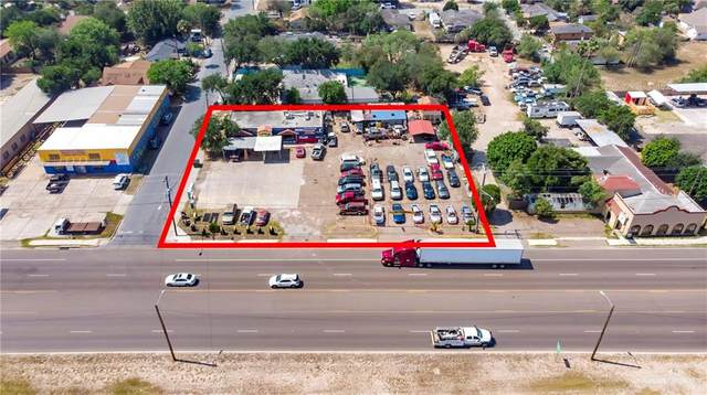 2701 W Business 83, Mcallen, TX 78501 (MLS #333022) :: Key Realty
