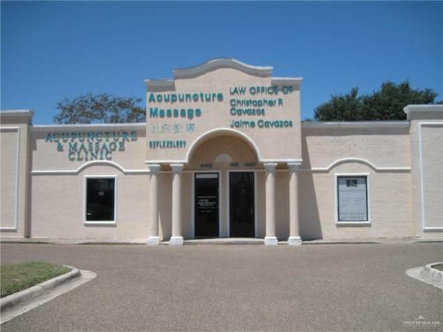 4413 N Mccoll Road, Mcallen, TX 78504 (MLS #333075) :: Imperio Real Estate