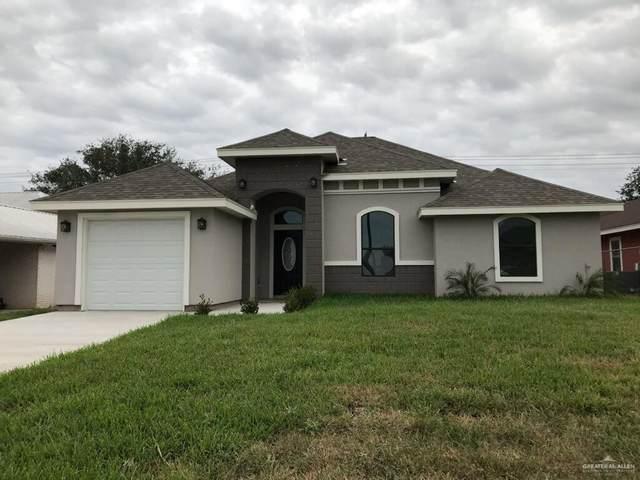 3818 Jade Drive, Weslaco, TX 78599 (MLS #333112) :: Realty Executives Rio Grande Valley