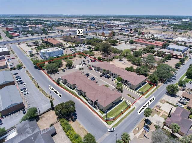 601 Lindberg Avenue, Mcallen, TX 78501 (MLS #333120) :: Jinks Realty
