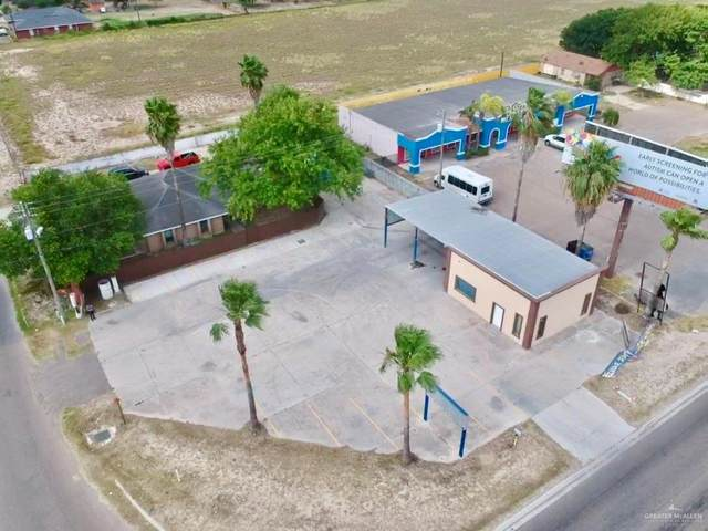 120 S Minnesota Road, Palmview, TX 78572 (MLS #333153) :: Realty Executives Rio Grande Valley