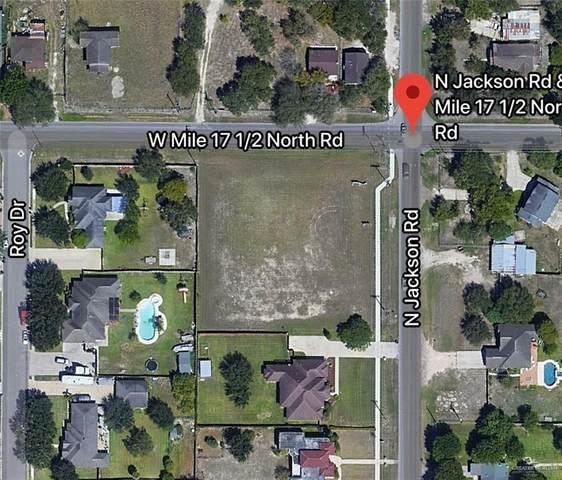 2107 N Jackson Road, Edinburg, TX 78541 (MLS #333228) :: Realty Executives Rio Grande Valley