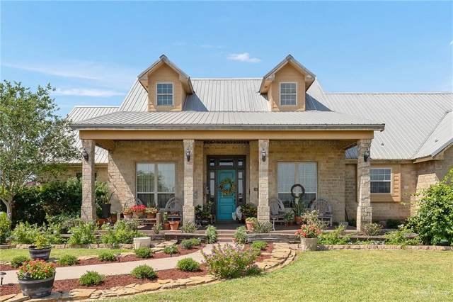 25431 Fm 1015, Monte Alto, TX 78538 (MLS #333336) :: The Ryan & Brian Real Estate Team