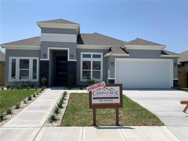 1405 Chapel Hill, Edinburg, TX 78541 (MLS #333355) :: The Ryan & Brian Real Estate Team