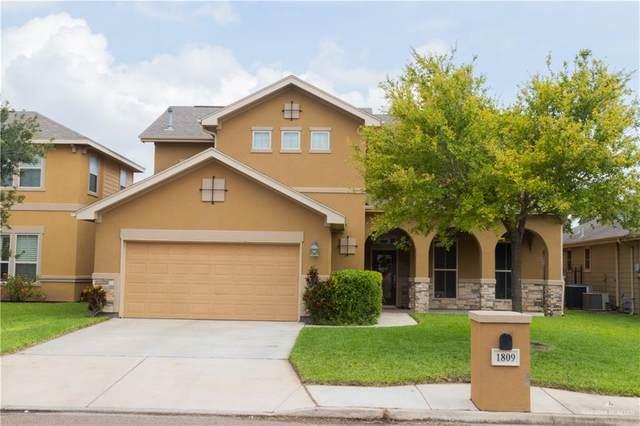 1809 Alazan Street, Edinburg, TX 78542 (MLS #333385) :: The Ryan & Brian Real Estate Team