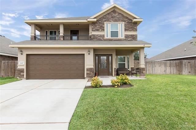 2107 W Mimosa Drive, Weslaco, TX 78596 (MLS #333437) :: The Ryan & Brian Real Estate Team