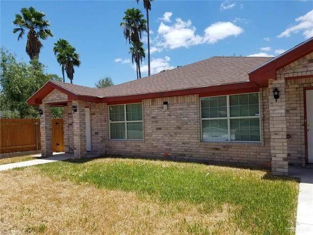 120 E Gore Avenue, Pharr, TX 78577 (MLS #333472) :: The Ryan & Brian Real Estate Team