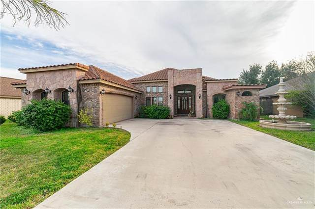 2212 Nappa Valley Drive, Mission, TX 78573 (MLS #333475) :: The Ryan & Brian Real Estate Team